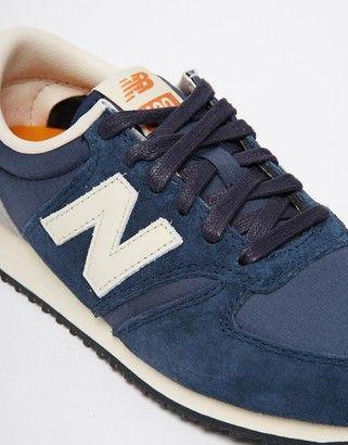 new balance 420 vintage blue