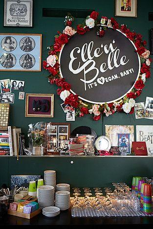 Spectacular Elle un u Belle in Zurich Switzerland Highly remend not only from vegan