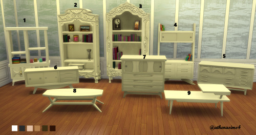 Athena Sims 4 in 2020 Furniture, Home decor, Loft bed