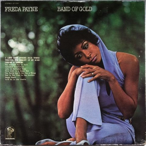 Freda Payne Band Of Gold 70 The 100 Best Albums Of