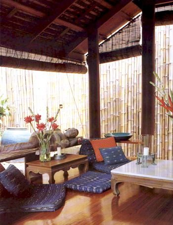 Traditional Thai Style Thai Decor Temple Design For Home