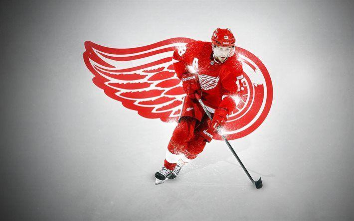 Detroit red wings hockey nhl usa henrik zetterberg sport wallpapers for desktop detroit red wings backround by page leapman voltagebd Gallery
