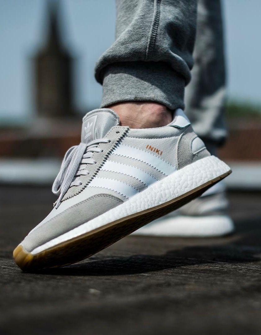 c10371591c7 adidas Originals Iniki Runner  Grey