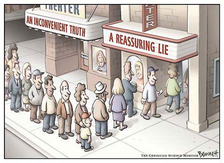 Cartoon by Clay Bennett