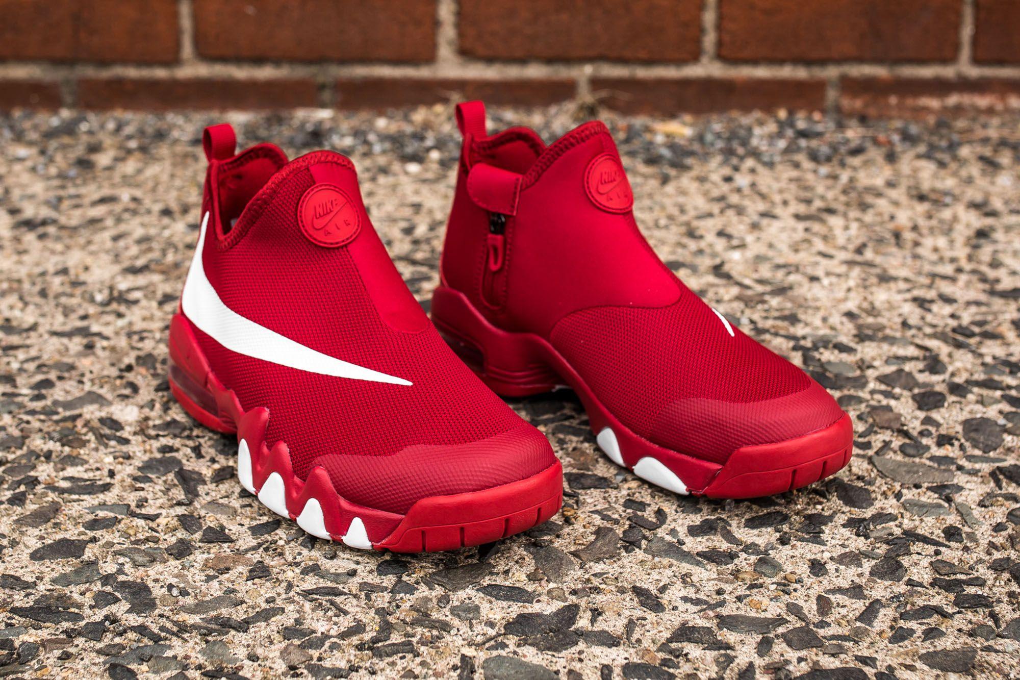 "Nike Big Swoosh ""Gym Red"" Sneakers men fashion, Sneakers"