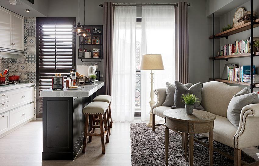 Estilo cl sico en versi n mini en 2019 decoraci n for Decoracion de interiores de casas estilo clasico