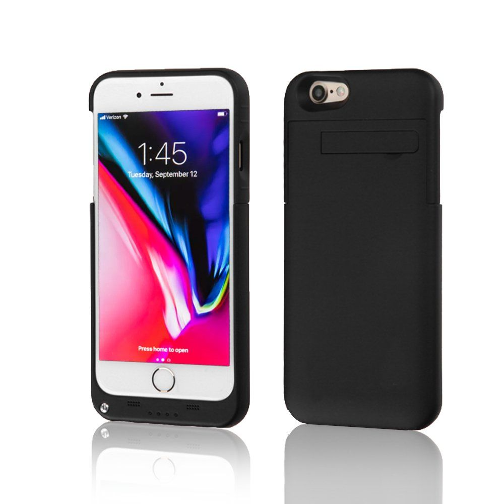 Indigi simple rechargeable protective battery case for