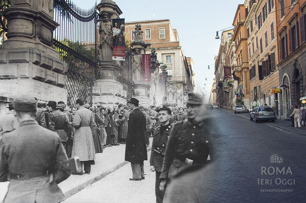 L'attentato di Via Rasella Roma Ieri Oggi Roma