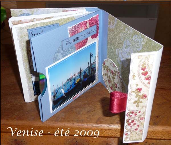 scrapbooking tuto carnet de voyage scrap pinterest scrapbooking carnets et tuto. Black Bedroom Furniture Sets. Home Design Ideas