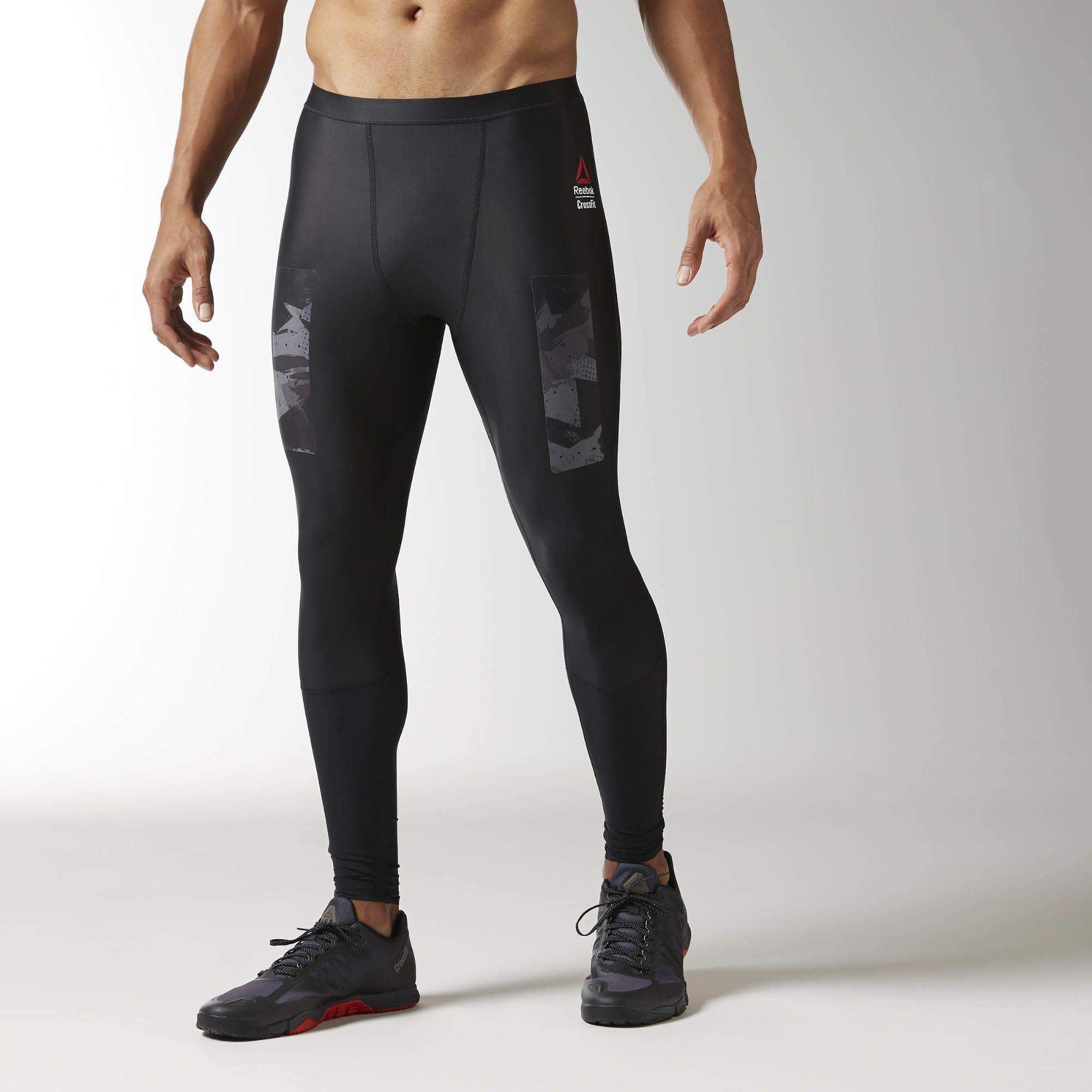 Reebok - Pantalón Reebok CrossFit Compression Pant   Buyersvlub 2016 ... ef490e797ab9