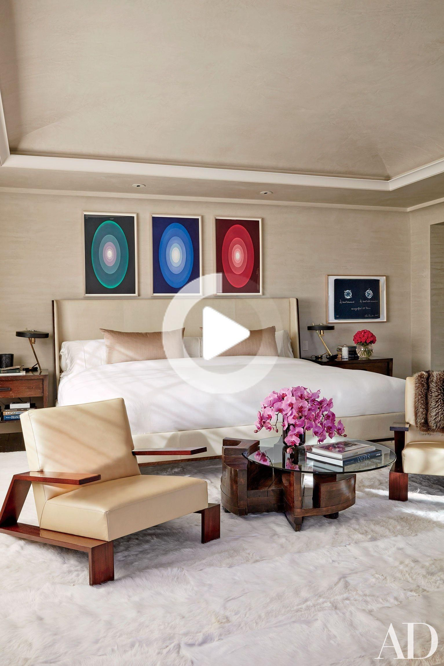 These luxurious quarters are seriously slumber-inducing #celebrity #celebrities
