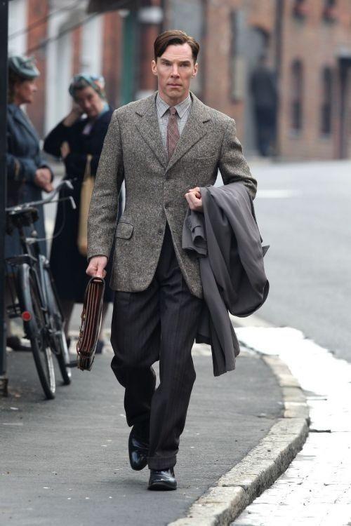 Benedict Cumberbatch The Imitation Game 2014