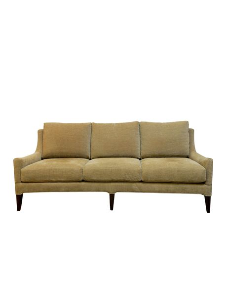 Mid Century Modern Style Sofa By Kravet Antique Vintage Sofas