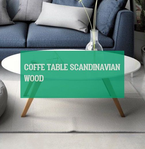 Coffe Table Scandinavian Wood Couchtisch Aus Skandinavischem Holz Square Wood Table Drawing - The Wood Times Couchtisch