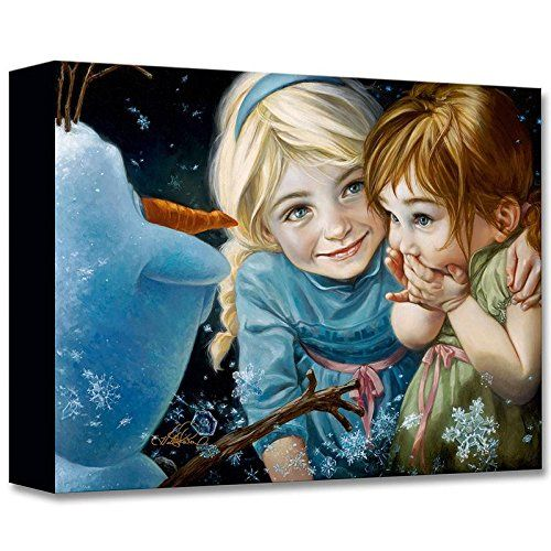 """Never Let Go"" Limited edition gallery wrapped canvas by ..."