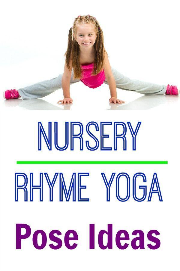 Nursery Rhyme Yoga | Pink Oatmeal