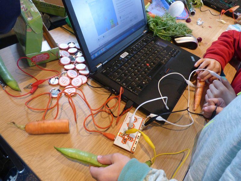 Programmation : atelier Garden Coding