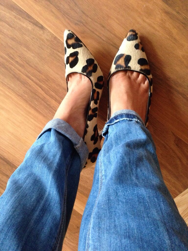 a0c1f820b913 Boden Sixties leopard heel | Shoes