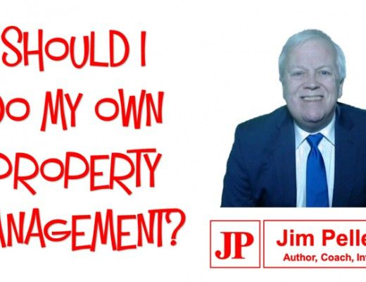 Real Estate Investing - with Jim Pellerin