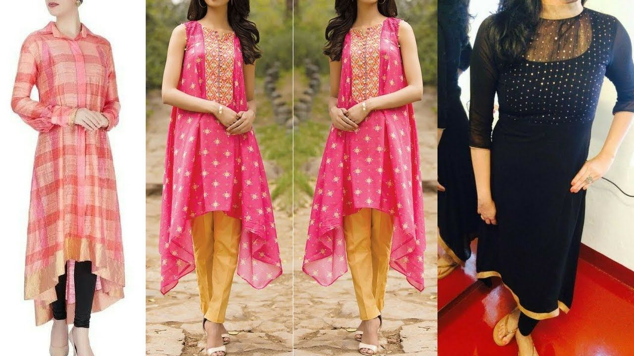 Stylish Kurti Designs 2018 || New Beautiful Stylish Kurti Summers