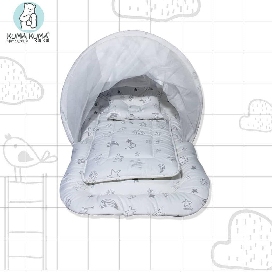 Tempat Tidur Bayi Stainless