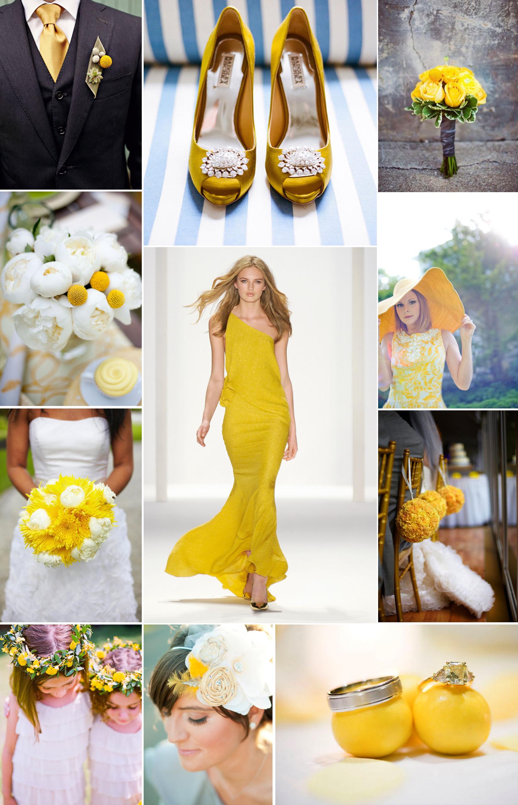 summer wedding colors spring summer wedding color palettes lemon