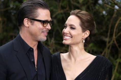 Angelina Jolie and Brad Pitt film reunion 'experimental' - GULFNEWS.COM #AngelinaJolie, #BradPitt