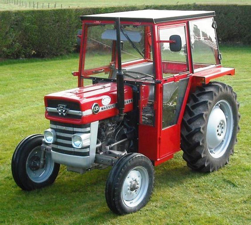 Massey Ferguson 135 Tractor Tractors Massey Ferguson Tractors New Tractor