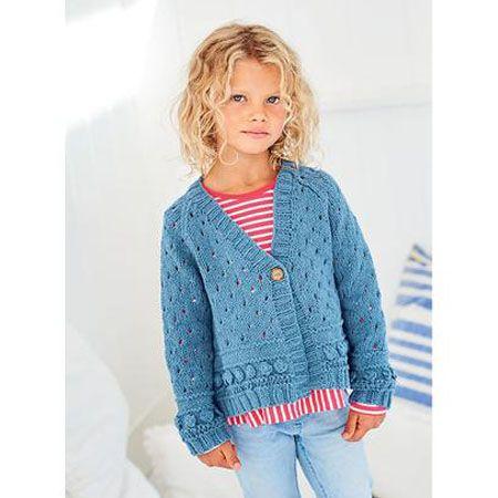 Cardigans in Stylecraft Jeanie (9612)   Knitting patterns ...