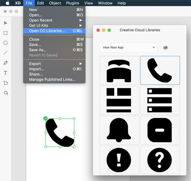 Faster Together: Opening Illustrator Files in Adobe XD ...