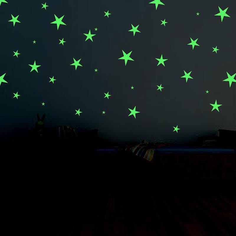 Светящиеся звезды фото