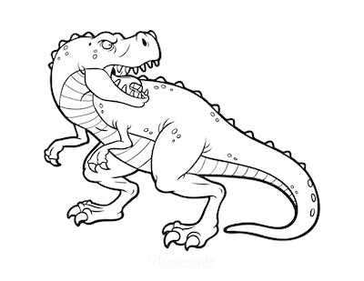 128 Best Dinosaur Coloring Pages Free Printables For Kids Dinosaur Coloring Pages Dinosaur Coloring Unicorn Coloring Pages