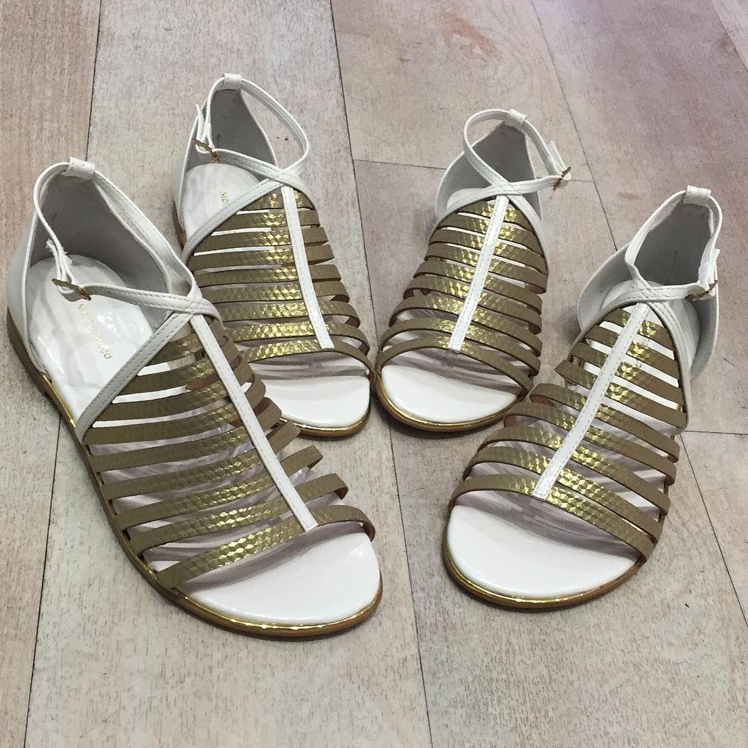 Flats lindíssimas da nossa coleção mãe e filha! Como não amar? 😍😍 Do 27 ao 38…