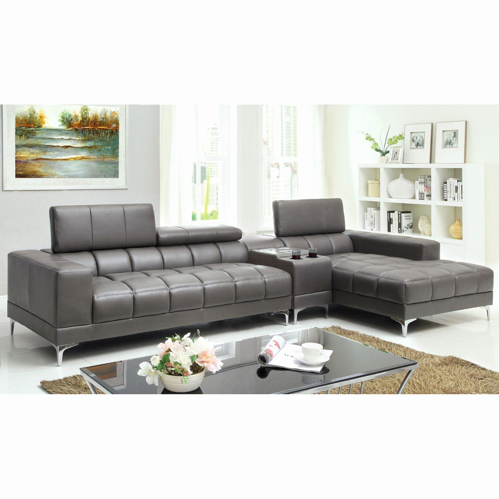 Good Contemporary Leather Sectional Sofa Picture Contemporary Leather Sectional Sofa Beautiful Sectional Sofa With Chaise Sectional Sofa 2 Piece Sectional Sofa