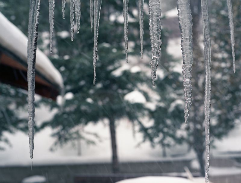 'Icicles in the Breeze, Singing awake the Sun's promise of Rainbows' From Landscapes' www.retroeuropa.com
