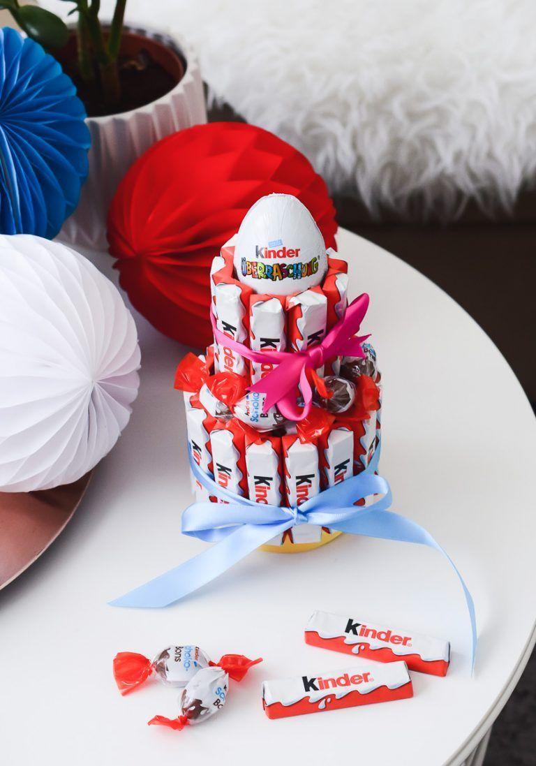 Kinderschokolade Muffins Torte Mehr Fur Kindergeburtstag
