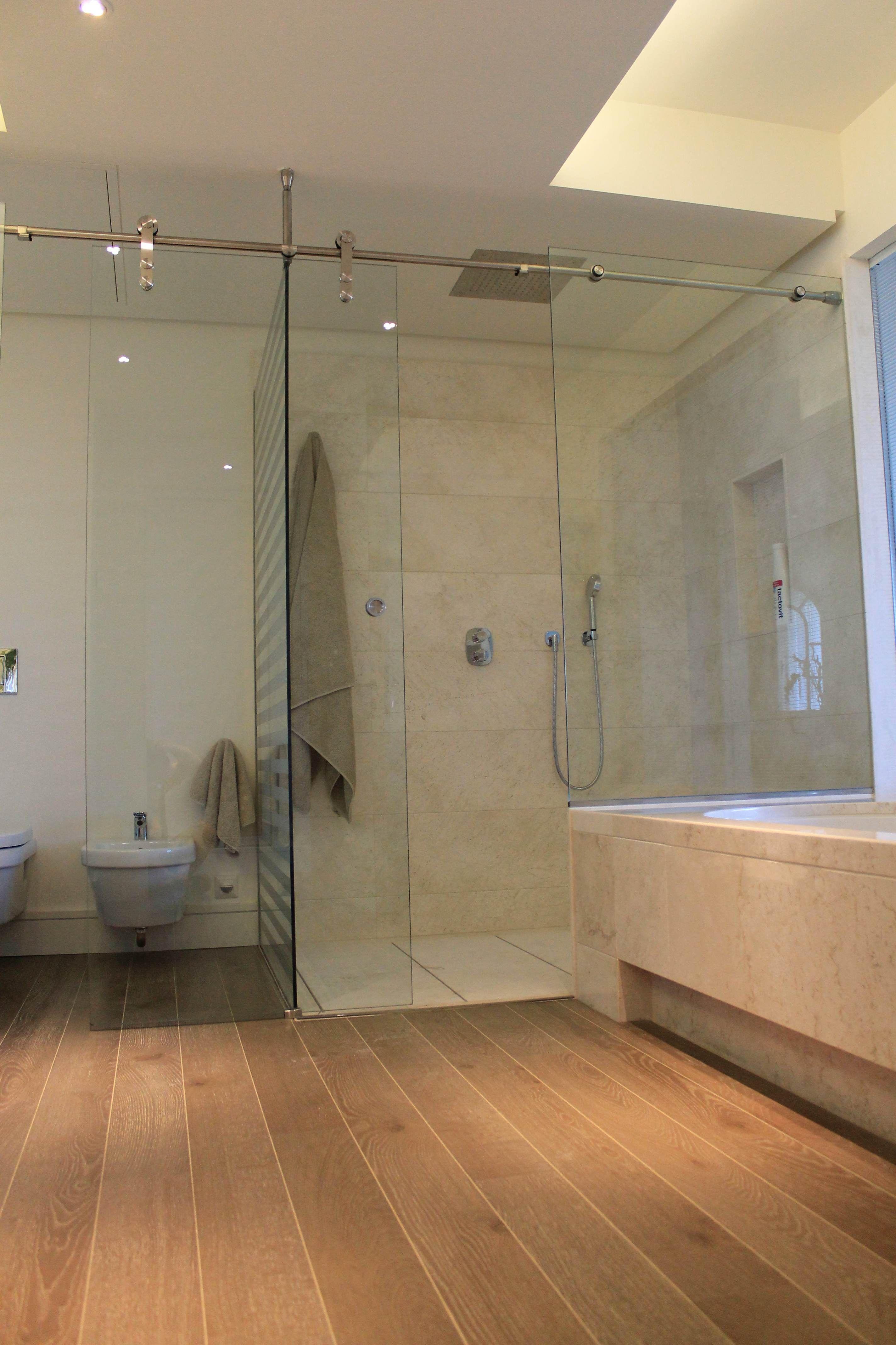 El suelo de tu baño no tiene porque romper la estética de ...