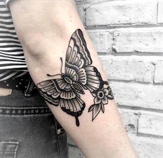 , 20+ Charming Butterfly Tattoos, My Tattoo Blog 2020, My Tattoo Blog 2020