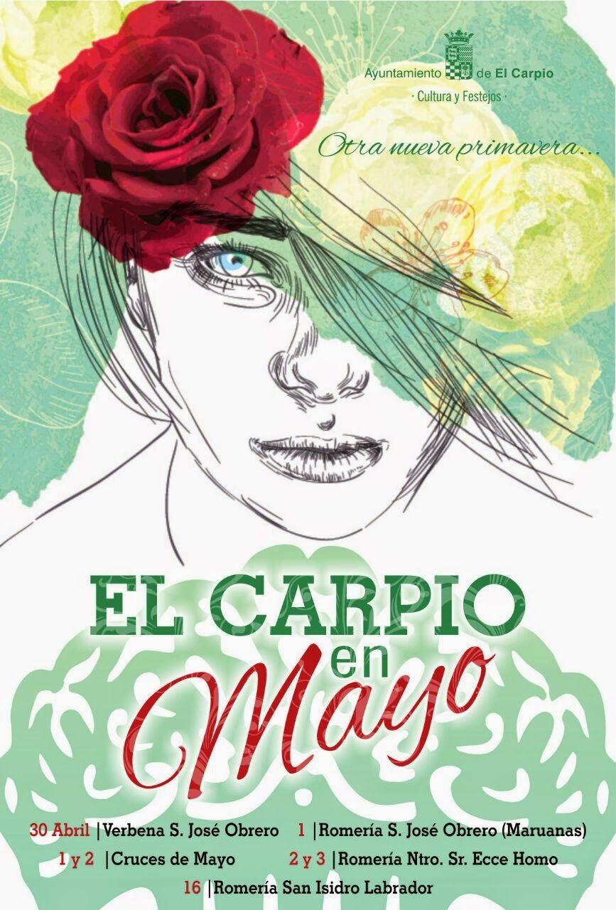 La Crónica del Alto Guadalquivir: El Carpio en Mayo aúna tradición y costumbrismo