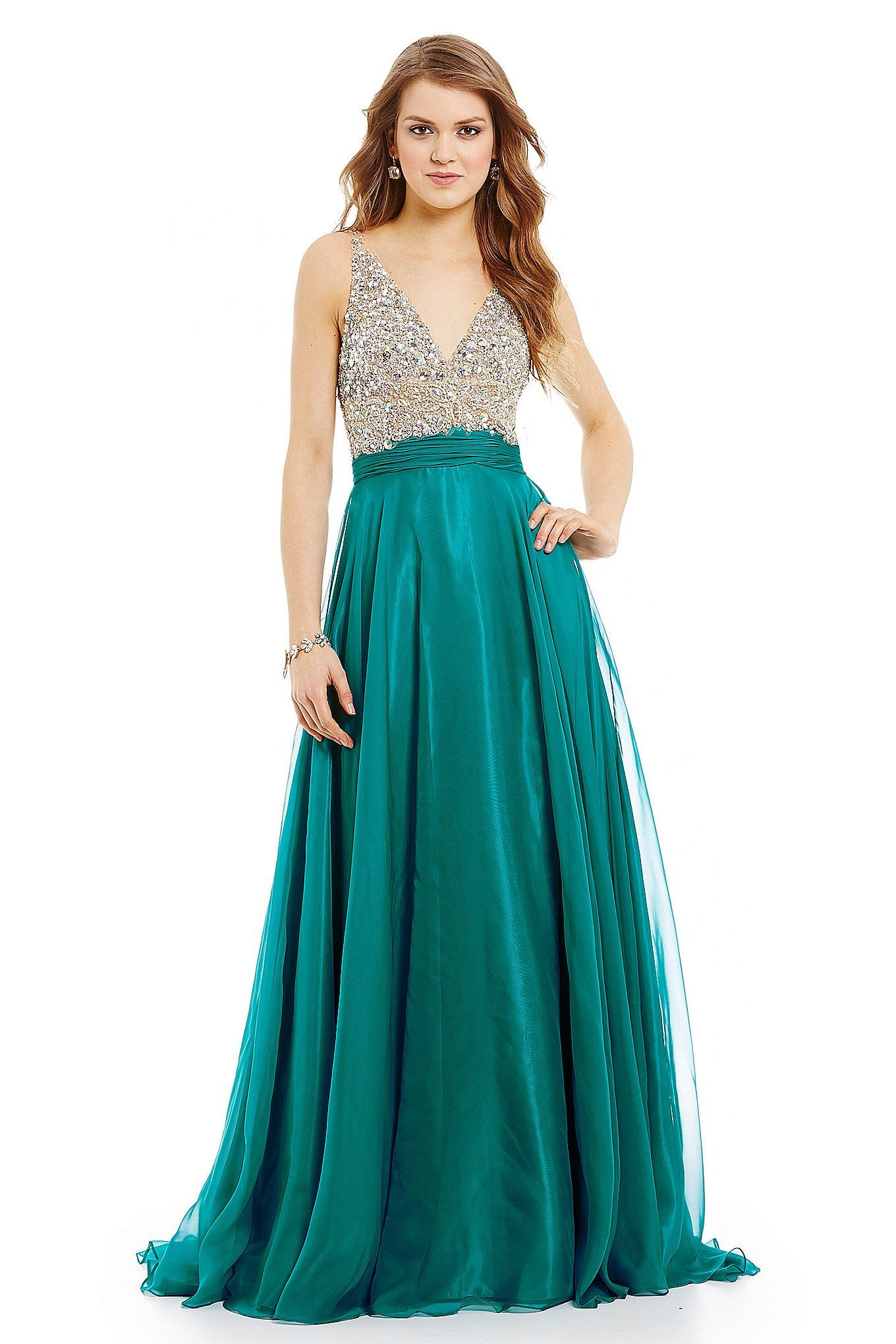 ad82bc77853 The 100 Coolest Dresses to Wear to Prom This Year. Best Prom Dresses 2016 –  Formal Dresses for Prom