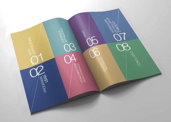 30 Beautiful Yearbook Layout Ideas, http://hative.com/beautiful ...