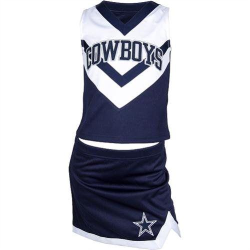 promo code db1d4 3e5ad Dallas Cowboys Infant Rah Rah Cheer Set | Ashlyn's Dream ...