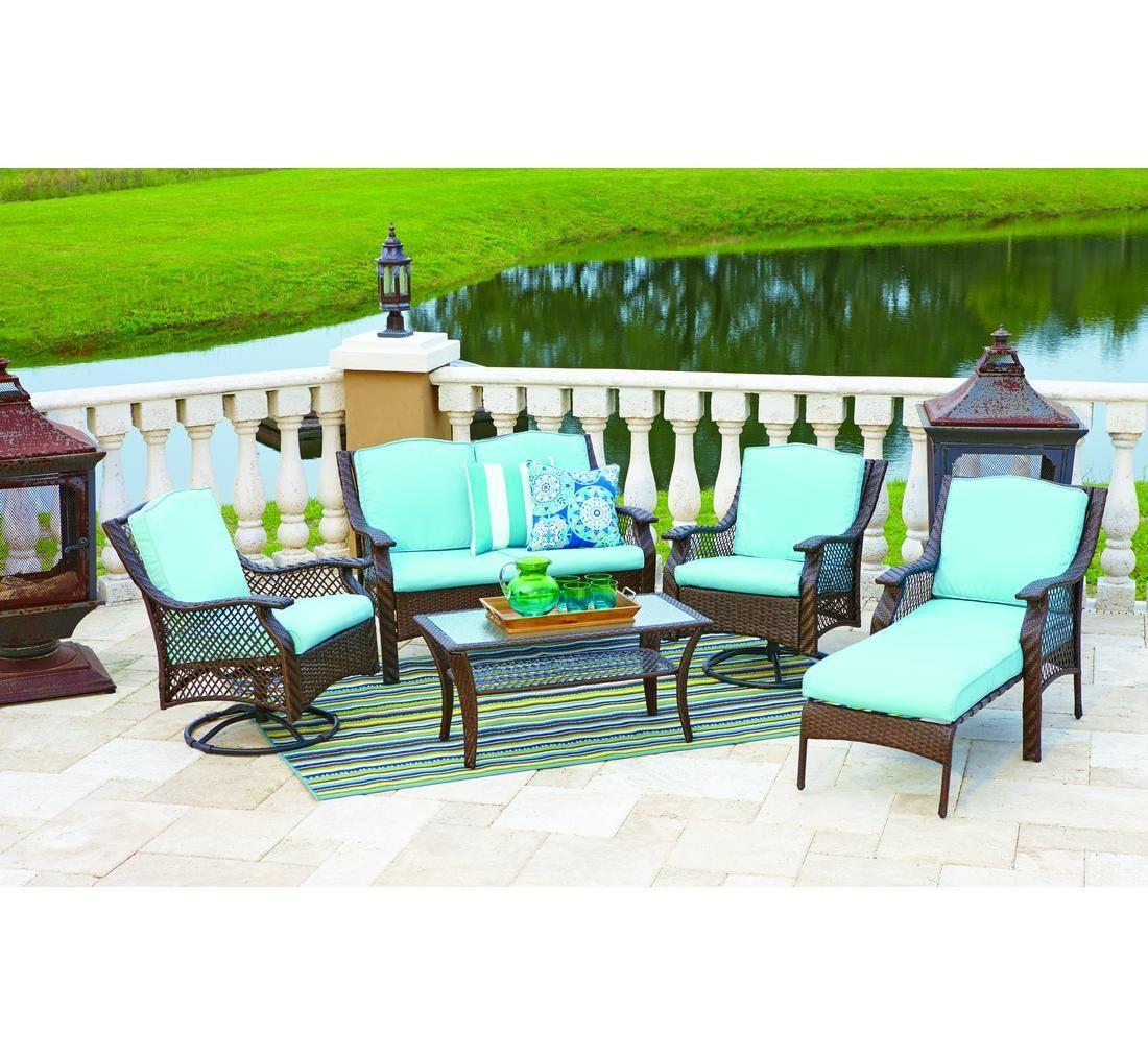 Riviera 4 Pc Outdoor Coffee Set Badcock More Outdoor Furniture Sets Patio Furniture Outdoor Decor [ 1012 x 1100 Pixel ]