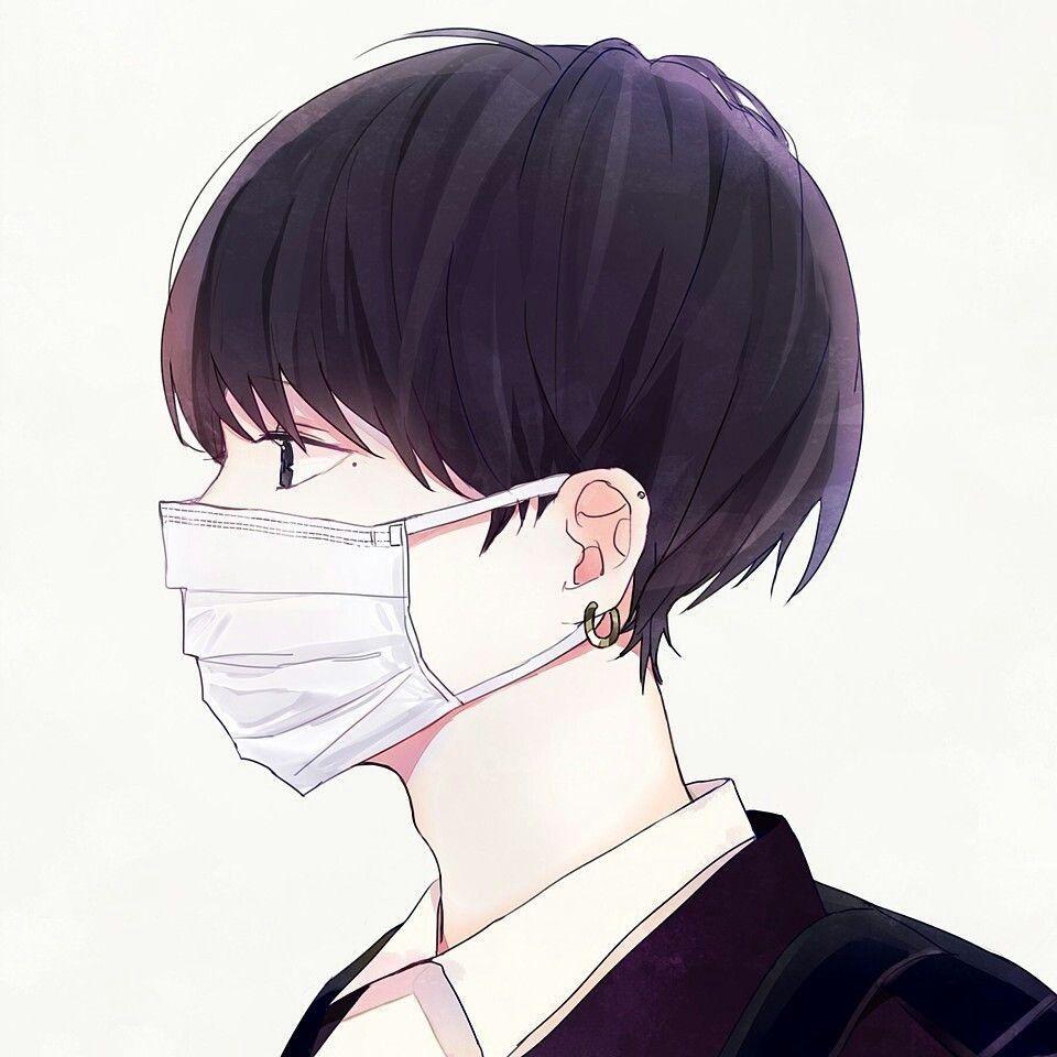 Pin Oleh Cinty12345 Di Anime Boy Lukisan Wajah Gambar Gambar Anime