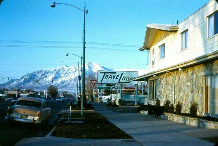 Ogden Late 60s Street Scenes Ogden Utah Pretty Places