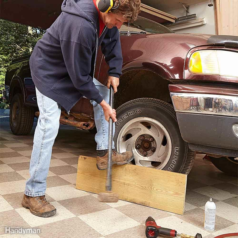 How to Loosen Nuts, Bolts and Screws Car fix, Car