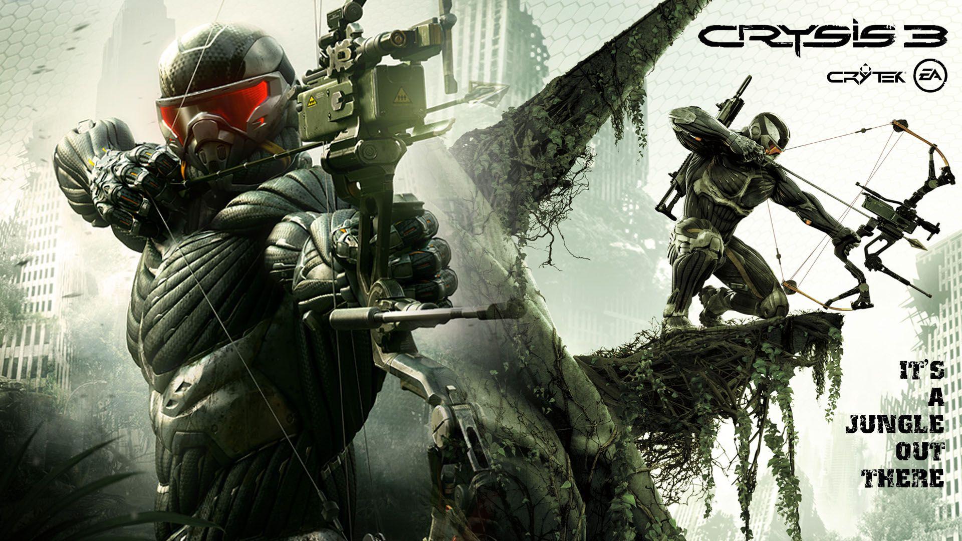 Crysis 3 Full Hd Wallpaper Pack Game Rips Arena Hd Wallpaper Computer Wallpaper Full Hd Wallpaper