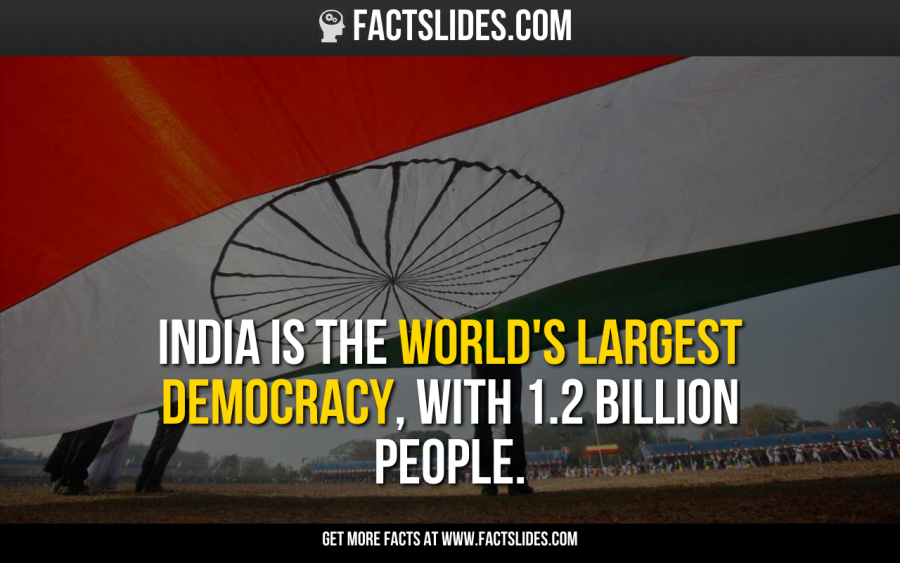 india is the worlds largest democracy