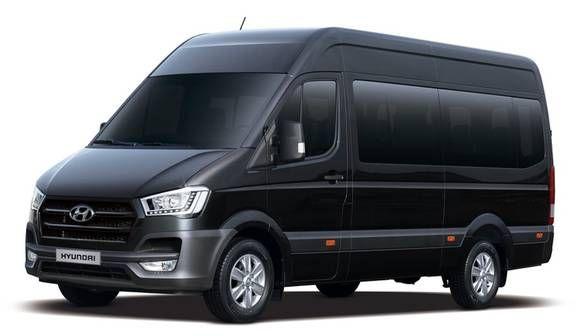 현대차 쏠라티 미니버스 (사진=현대차)