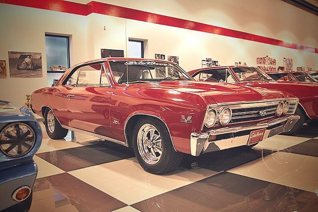 '67 Chevelle SS  the perfect car. period.